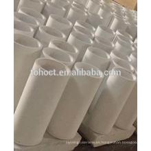 Tubo de cerámica de zirconia