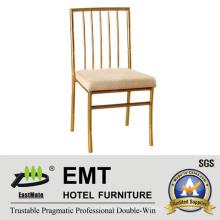 Chaise à dîner banquet à la bonne conception Good Sale (EMT-828)
