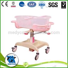 Latest design hospital baby bed baby bassinet