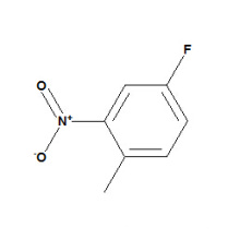 4-Fluor-2-Nitrotoluol CAS Nr. 446-10-6
