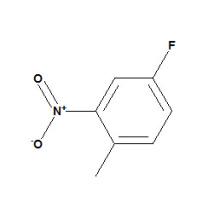 4-Fluoro-2-Nitrotoluene N ° CAS 446-10-6