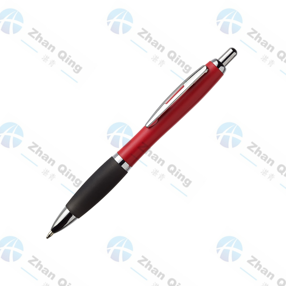 Promotion Plastic Ball Pen with Soft Touch