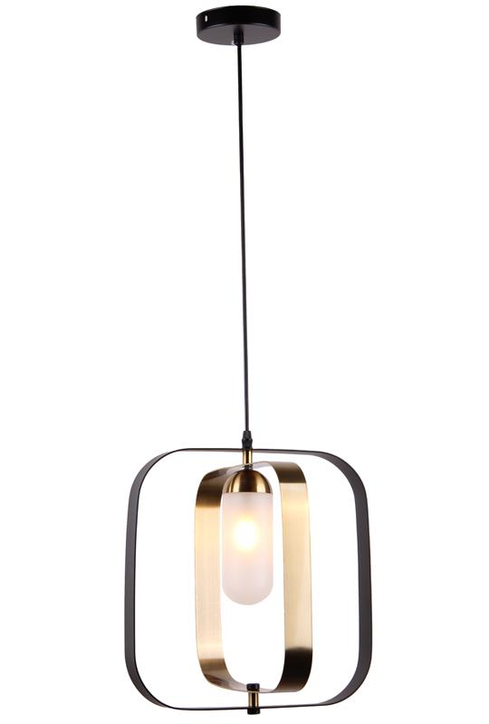 Black Brass Modern Light