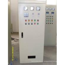 Controlador do motor elétrico Controle macio da freqüência variável Painel do armário da caixa do LCD