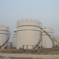 Usine de raffinage de l'huile moteur usée