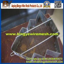Deep Processing Stainless Steel Wire Mesh for Filter