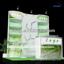 Modular exhibition booth design and fabrication for handware shows
