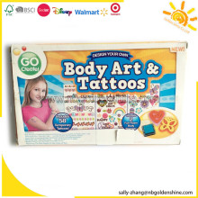 Design Your Own Body Art And Tattoo