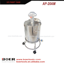 Air Paint Tank Air Agitator Stainless Steel Tank 20L