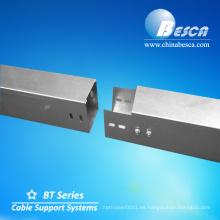 Conducto de cable subterráneo galvanizado (UL, IEC, SGS y CE)