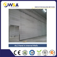 (ALCP-100)AAC Panel/ALC LIGHTWEIGHT EXTERIOR WALL PANELINGS FOR CHINA,Fire-proof, Autoclaved, Lightweight 100MM Wall Panels