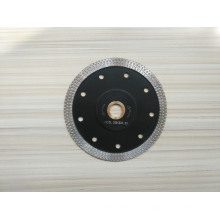 Hoja de sierra de diamante de 125 mm para baldosas de cerámica