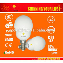New! Super Mini Global Energy Saving Lamp 9W 8000H CE QUALITY