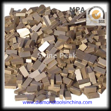 Good Condition Segment for Diamond Cup Wheel