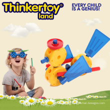 Juego de puzzle de interior Juego educativo preescolar para niños pequeños