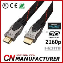 1.4 Flat HDMI Cable
