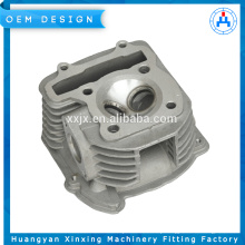 Motorcycle cylinder head Machinery Equipment Parts Large Gravity Casting