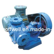 Pompe de rotor de haute qualité d'acier inoxydable de NCB approuvée de la CE