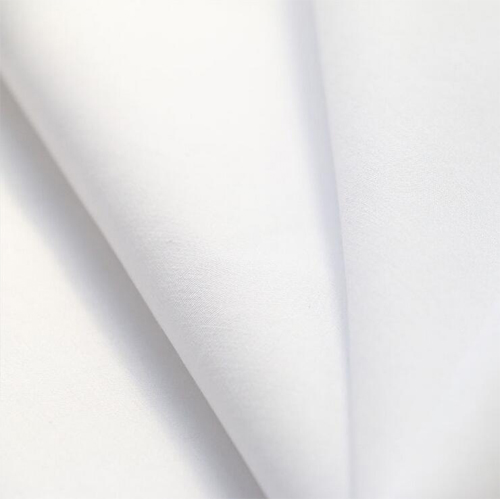 100% tela tejida de sarga de algodón