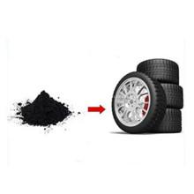 Noir de carbone 1333-86-4 pour caoutchouc