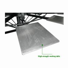 प्रिंटर मैन्युअल रोटरी 12 रंग स्क्रीन