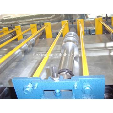 factory price of metal deck profile/metal floor deck profile machinery