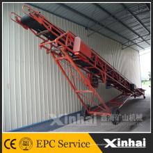 Bom fornecedor de transporte de correia de mineração, transportador de correia de mineração com preço competitivo