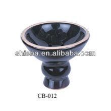 Tigela de cerâmica bacia do cachimbo de água