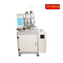 Máquina de fabricación de mascarillas quirúrgicas no tejidas con ultrasonido