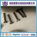 Boulons / écrous / vis à hautes températures adaptés aux besoins du client de tungstène et de molybdène de catégorie supérieure en Chine