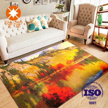 Digital Printing Tapestry for Wall Decoration