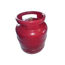 Aço & tanque de gás do cilindro de gás GLP (AS-LPG-3KGA)