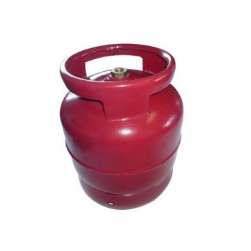 Stahl-Gas-Tank & LPG Gasflasche (AS-LPG-3KGA)