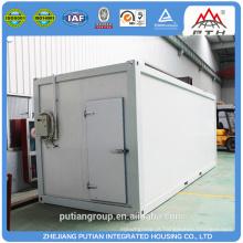 Cobertura Diferente de segurança acessível Preço da sala de armazenamento frio