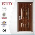 Égypte Design en acier de sécurité commerciale porte KKJ-522 pour porte d'entrée Design