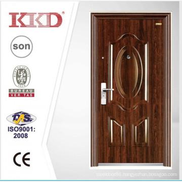 Egypt Design Commercial Steel Security Door KKD-522 For Front Door Design