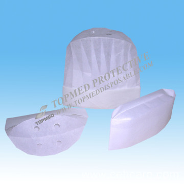 Disposable Nonwoven/Paper Chef′s Hat