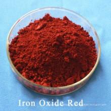 Herstellung Direkt verwendet in Textil Eisen Oxid Rot 110.120.130.190