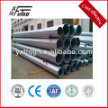 galvanized steel conical camera poles