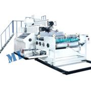 ML-1000 Single Double Layer Co extrusão filme estirável Machin