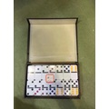 Promotional Gift Double 6 Plastic Dominoes
