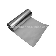 Fireproof insulation blanket for fire for ceiling
