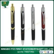 Pluma de bolígrafo de metal serie abp-320