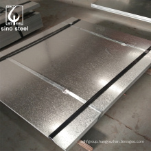 Prime Quality 1mm DX51D galvanized steel sheet zero spangle GI Sheet