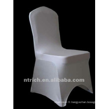 couverture de chaise de spandex, CTS717, adapté pour toutes les chaises. La présidence de la couverture de l'usine.