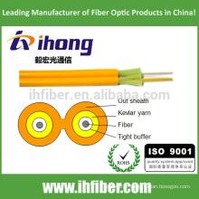Fibre optique Duplex Zipcord Indoor Cable (GJFJV)