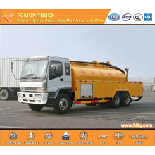 Isuzu FVZ High Pressure Sewer Dredge Truck