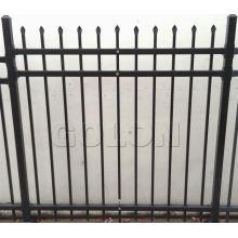 Порошковым покрытием железа забор