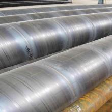 API 5L thick wall large diameter spiral welded steel pipe