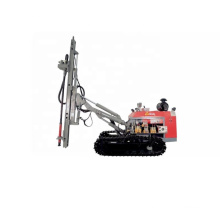 APCOM Crawler Mounted  B3 CrawlerDTH Drilling Machine Borehole Drilling Prices Surface Blasthole Drill Rig Machine